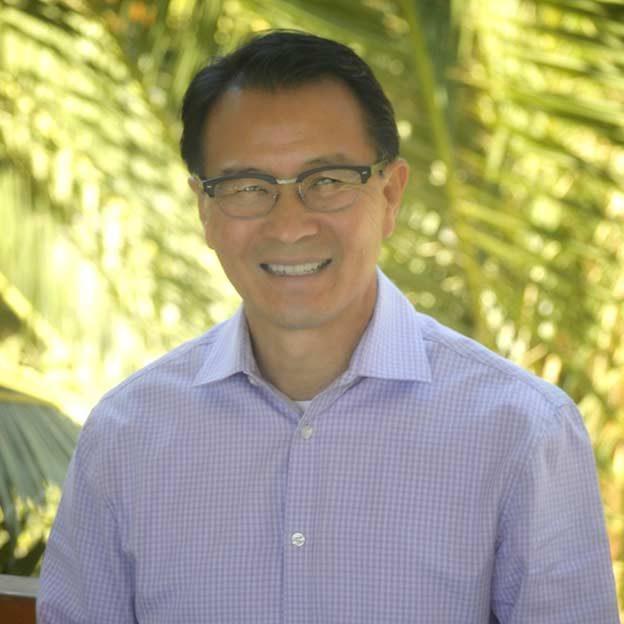 Marty Wong, Senior Vice President - Business Development